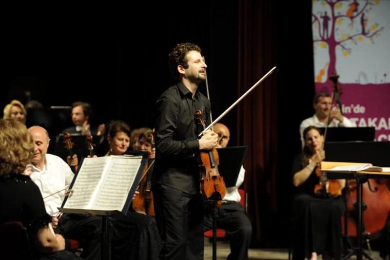 1001 Gece Masalları Mersin Müzik Festivali'nden Seslendi