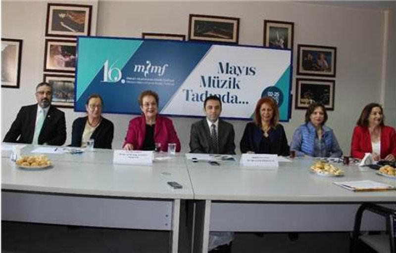 16. Mersin Uluslararası Müzik Festivali'ne Yine Yıldız Yağacak