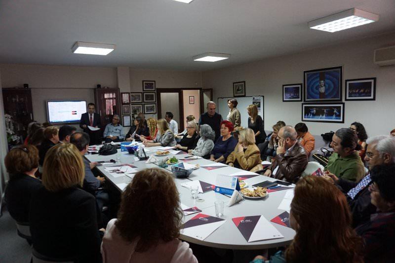 """17. Mersin Uluslararası Müzik Festivali""""ne STK'lardan yoğun ilgi"""