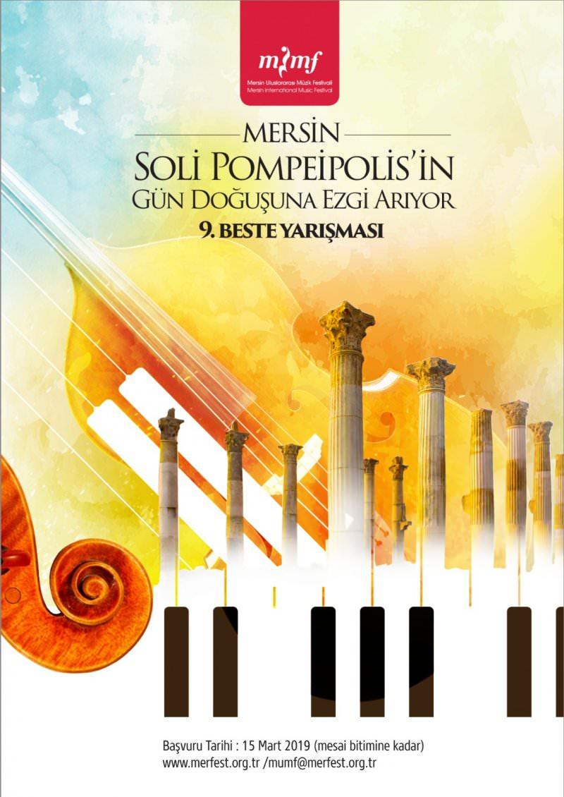 9. Beste Yarışması (18. Mersin Uluslararası Müzik Festivali)
