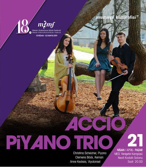 Accio Piyano Trio