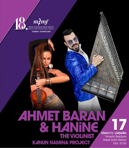 Ahmet Baran & Hanine Al Alam