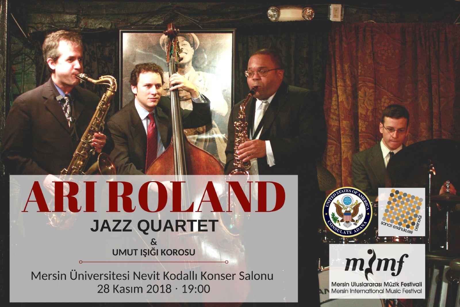 Ari Roland Jazz Quartet