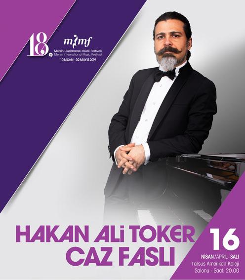 Caz Faslı / Hakan Ali Toker ve Orkestrası