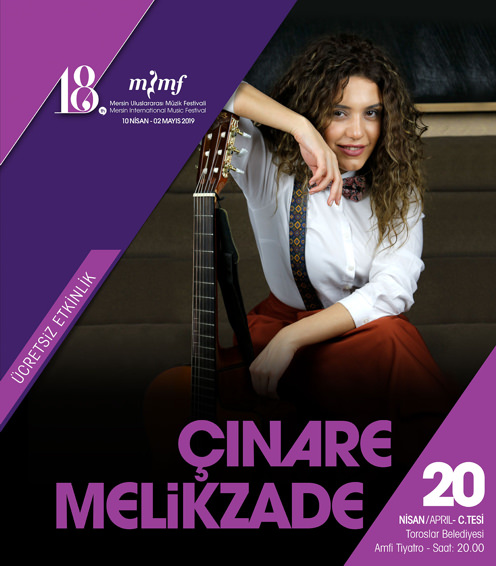 Çınare Melikzade