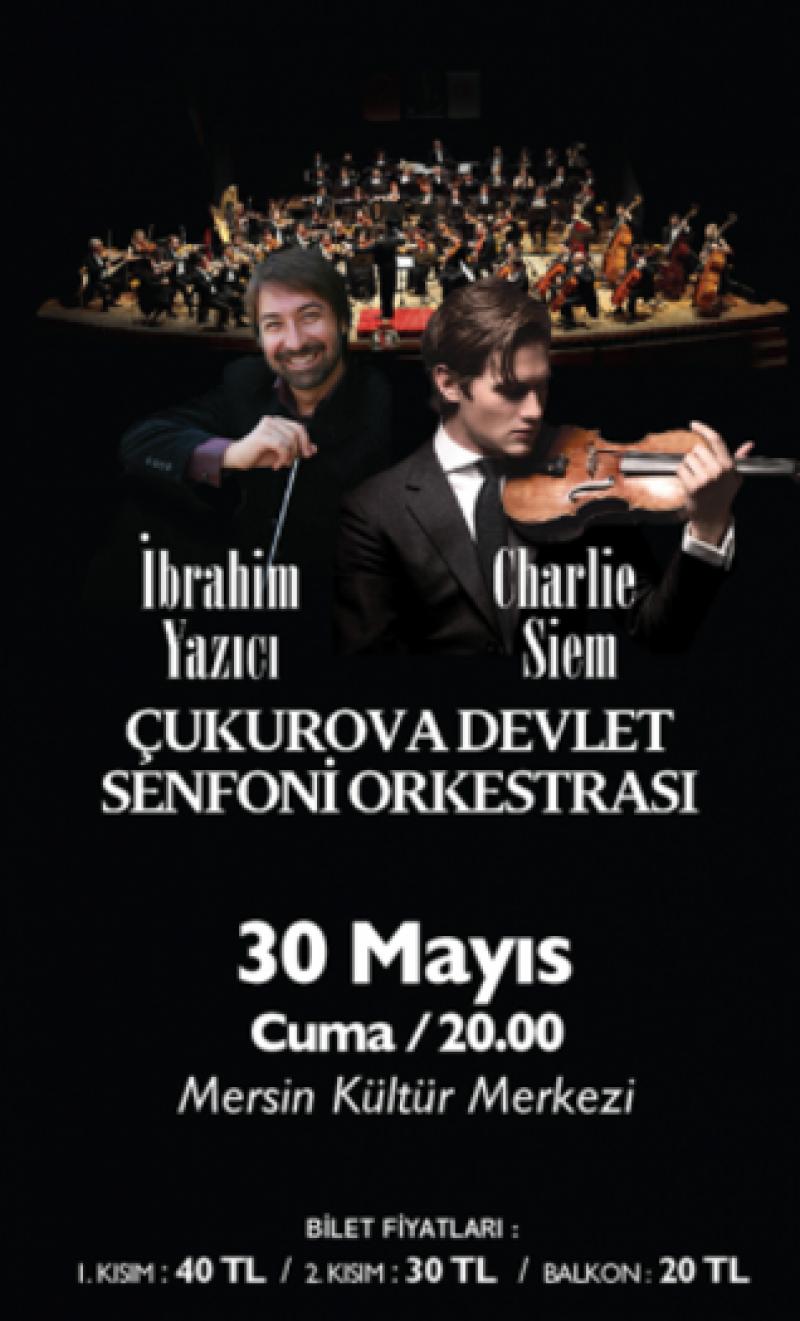 Charlie Siem & ÇDSO