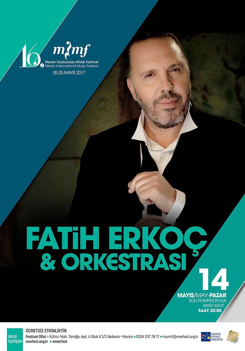 Fatih ERKOÇ & Orkestrası