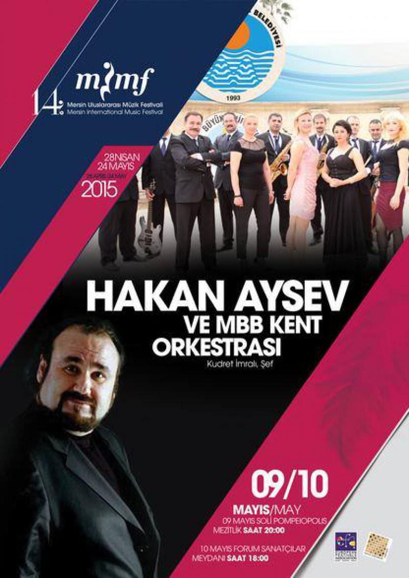 Hakan Aysev ve MBB Kent Orkestrası