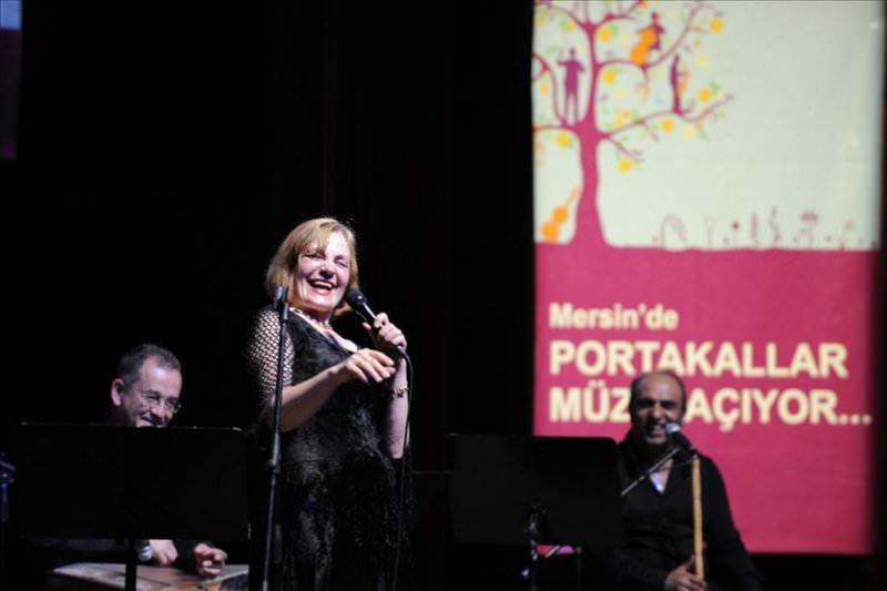 Harika Ses Yıldız İbrahimova, Mersin Müzik Festivali'nde!