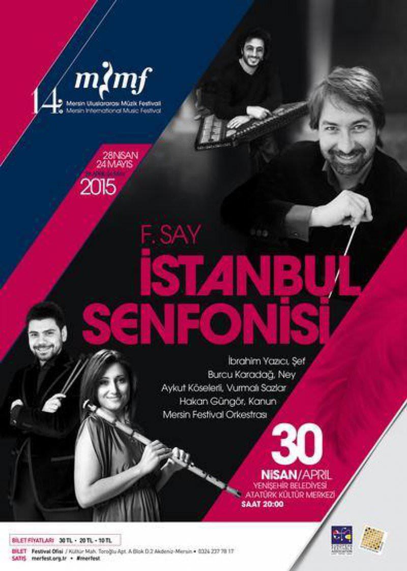 İstanbul Senfonisi (Fazıl Say) MDOB