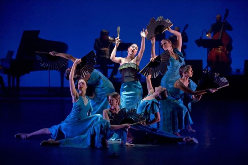 Jazzing Flamenco, Gösteri