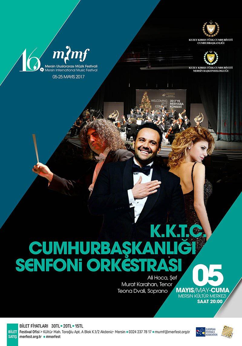 K.K.T.C. Cumhurbaşkanlığı Senfoni Orkestrası