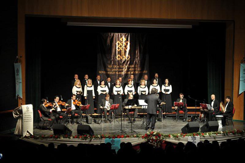İki Kelime - Mersin Devlet Klasik Türk Müziği Korosu