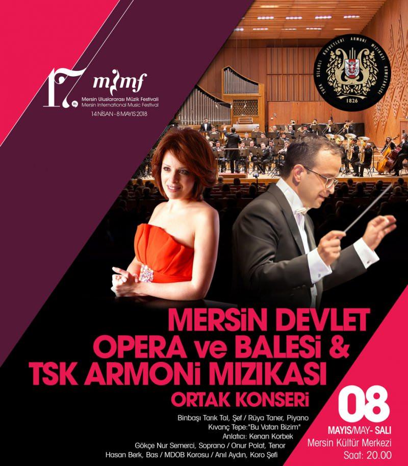 Rüya Taner MDOB & TSK Armoni