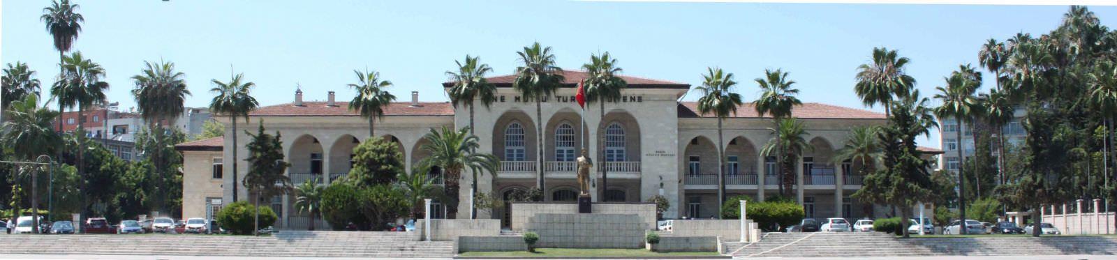 Mersin Kültür Merkezi (Eski Halkevi)
