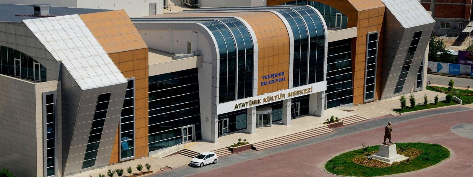 Mersin Yenişehir Belediyesi Kültür Merkezi