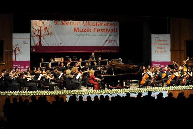 Mersin'de Bir Festival, 11 Bin Seyirci