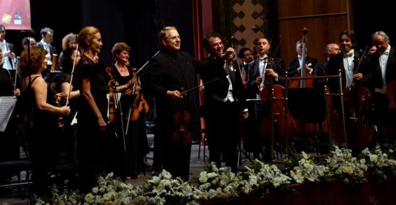 Mersin'de Müzik ve Sanatla Dolu Günler Başladı