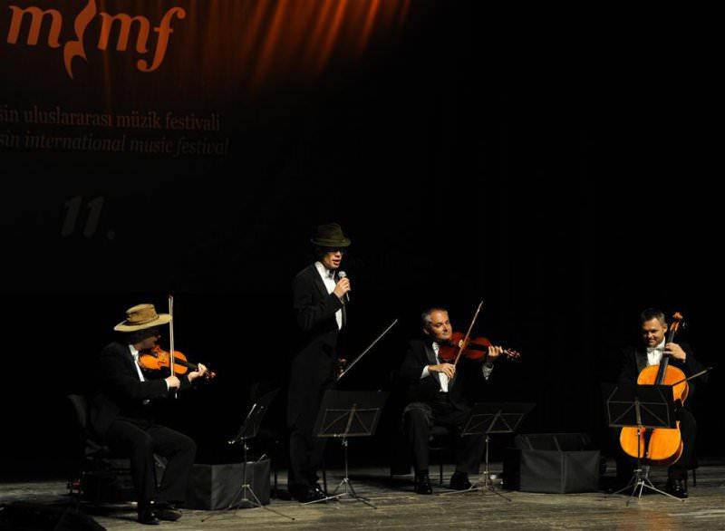 Mozart Grup'un Eşsiz Müzikal Kabaresi