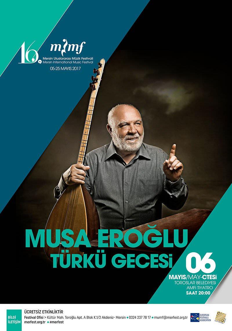 Musa EROĞLU - Türkü Gecesi