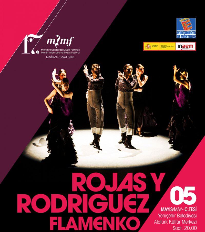 Rojas Y Rodriguez Flamenko