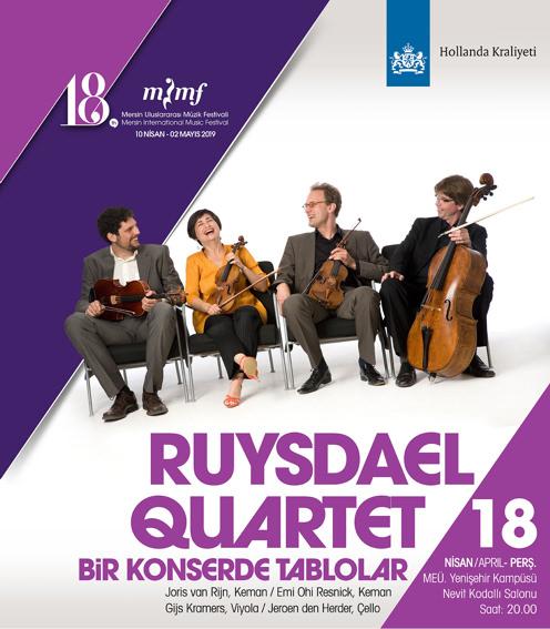 Ruysdael Quartet - Bir Konserde Tablolar