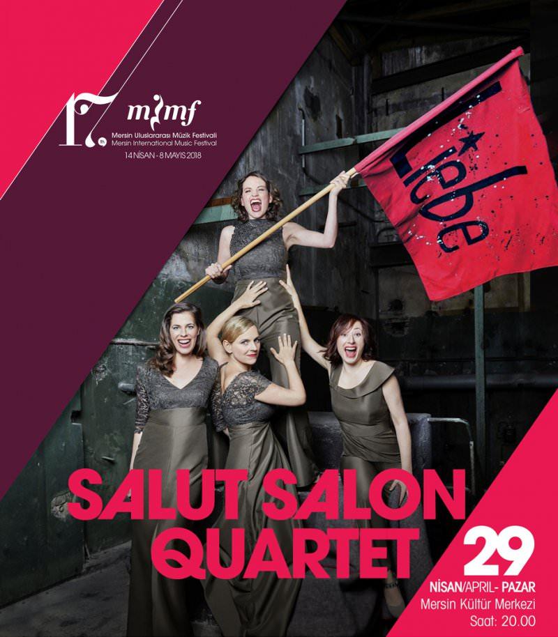 Salut Salon Quartet