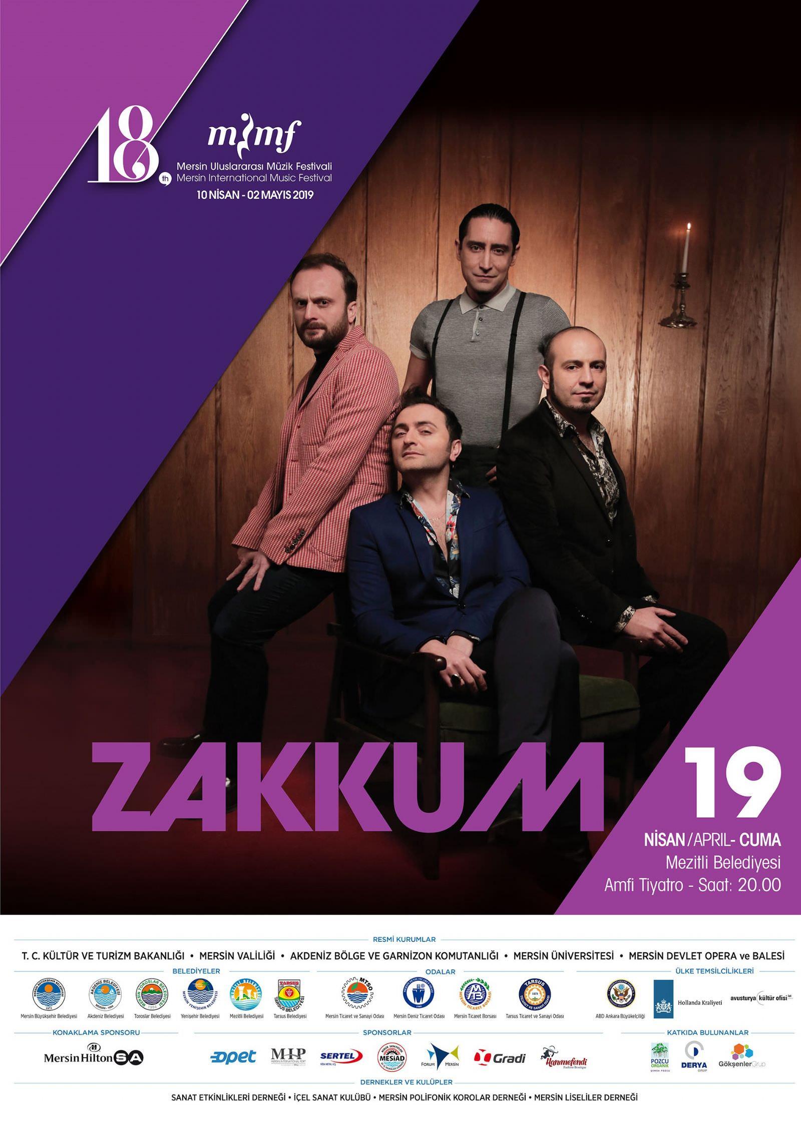 """Zakkum"" Konseri"
