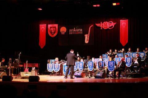 """""""Cazın Kartalları"""" Mersinli Sanatseverlerle Buluştu Orkestra Bugün De Saat 18.30'da Forum Mersin'de Konser Verecek"""