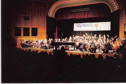 1. Mersin Uluslararası Müzik Festivali