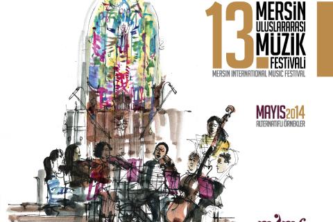 13. Mersin Uluslararası Müzik Festivali