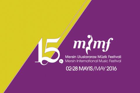 15. Mersin Uluslararası Müzik Festivali