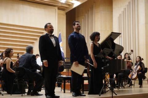 Adıyaman Filarmoni Orkestrası Mersin'de