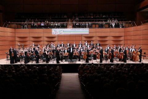 Bilkent Senfoni Orkestrası & Michèle CRIDER