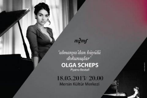 Bir Klasik Müzik Elçisi, Olga Scheps