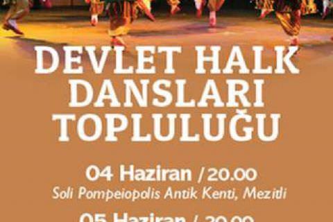 Devlet Halk Dansları Topluluğu