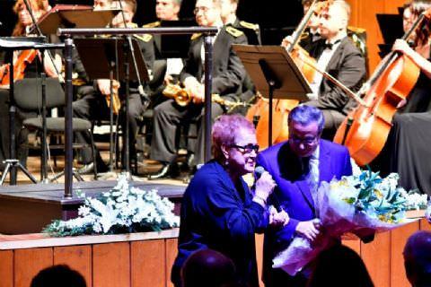 Festival Kapanış Konseri'nde Dev Orkestra