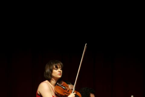 Genç Ustalardan Klasik Müzik Şöleni