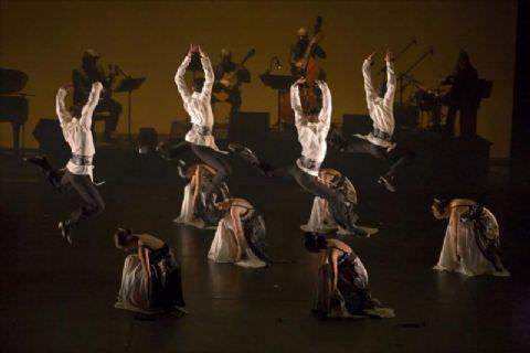 Jazzıng Flanenco, Gösteri