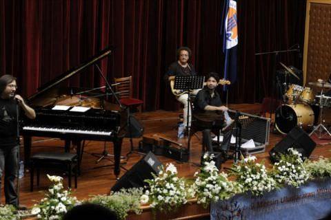 Kodallı Adı Jazz-A Turca Quartet İle Festivaldeydi
