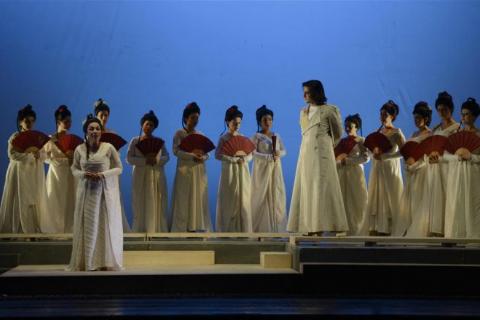 Madame Butterfly opera - MDOB
