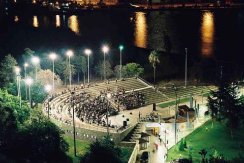 Mersin BB Atatürk Parkı Amfi Tiyatro