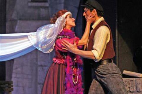 "Mersin Devlet Opera ve Balesi, ""Zorba"" Bale, 2 Perde"