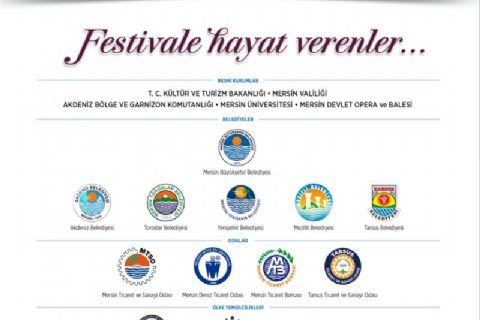 Mersin festivaline sahip çıkıyor
