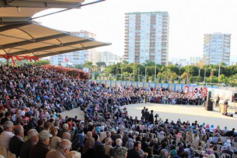 Mersin Marina Amfi Tiyatro