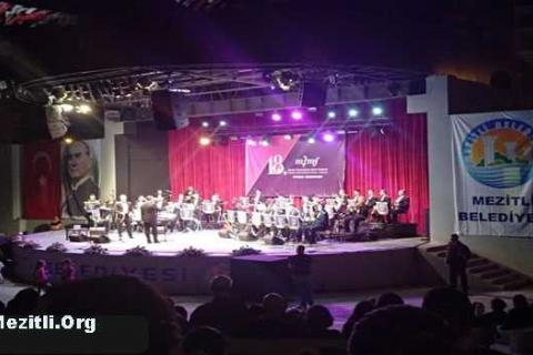 Mezitli Belediyesi Amfi Tiyatro