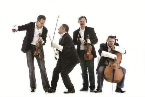 Mozart Grup – Komedi Yaylı Kuartet