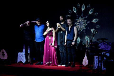 Niyaz Featuring Azam Ali ile Toroslar'da Müzik Şöleni