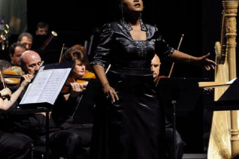 Operanın Divası Michele CRIDER ile Muhteşem Kapanış