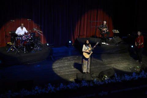 Souad Massi İle Mersin'de Unutulmaz Konser